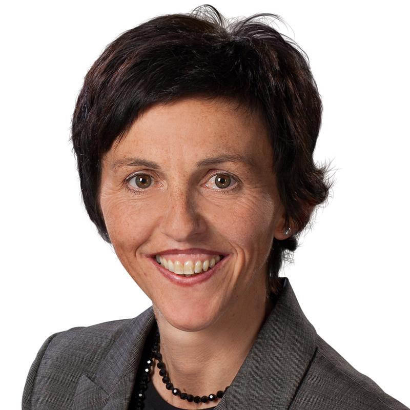 Dr. Annette Silberhorn-Hemminger, Fraktionsvorsitzende