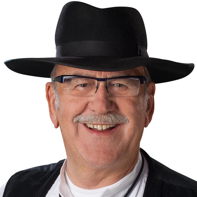 Eberhard Scharpf, Sprecher der FREIEN WÄHLER im Ausschuss für Technik und Umwelt (ATU) im Esslinger Gemeinderat