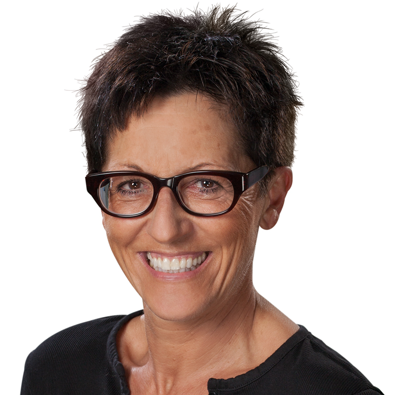 Ulrike Schlecht, Mitglied der FREIEN WÄHLER im Esslinger Gemeinderat