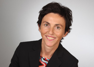 Annette Silberhorn-Hemminger, Fraktionsvorsitzende der Freien Wähler im Esslinger Gemeinderat