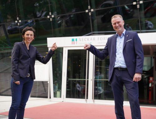 Die FREIEN WÄHLER gratulieren Hans-Georg Sigel zur Wahl als neuer Baubürgermeister in Esslingen